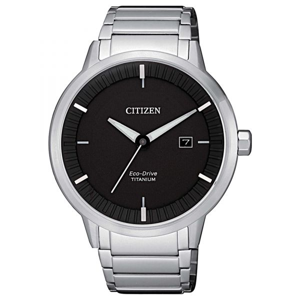 Citizen Modern Design Super Titanio