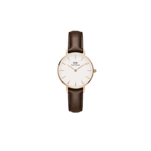 DANIEL WELLINGTON Petite Bristol Rose Gold 28mm